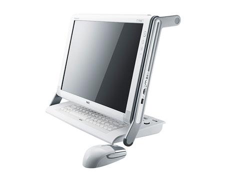 PC Impian NEC Powermate P5000 Komputer Hybrid Pertama