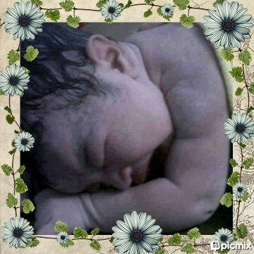 New Born Baby Aathifah Zafiriah
